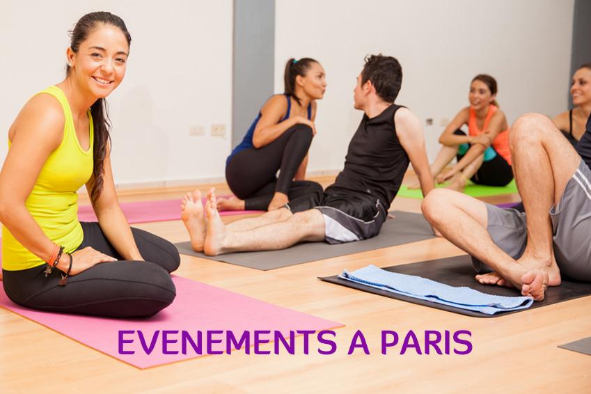 Stage yoga paris
