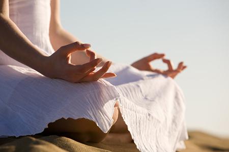 Yoga meditation relaxation