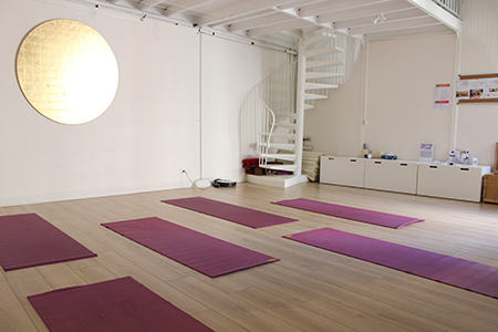 Salle Chandra  web yoga pilates qi gong relaxation meditation versailles