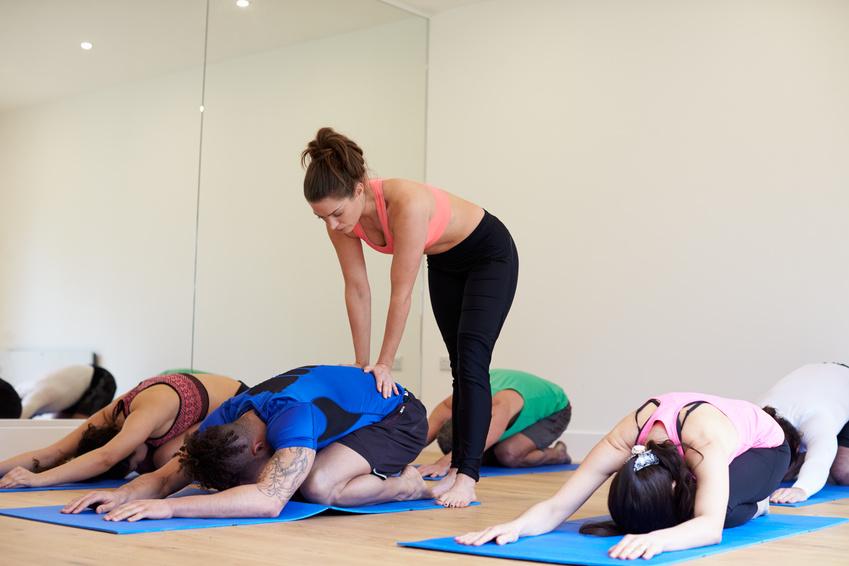 yoga yin relaxation meditation