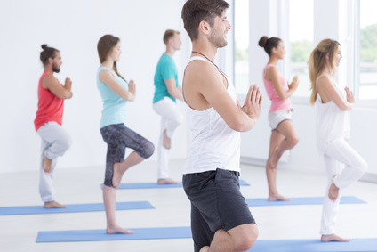 hatha yoga equilibre meditation