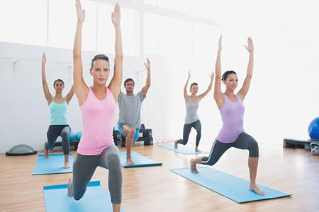 yoga pilates vinyasa iyengar