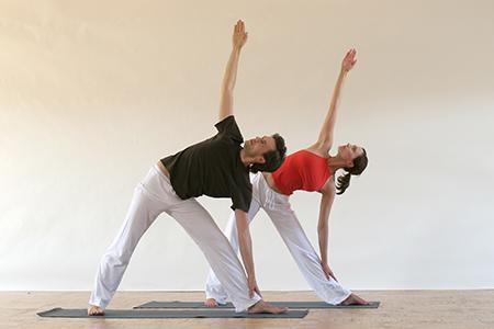 yoga iyengar vinyasa hatha