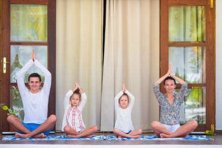 atelier de yoga parent enfant