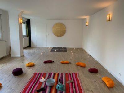 Salle Ananda - quartier Clagny/Le Chesnay